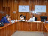 Dr. Ovidio Noval se reúne con legisladoras para analizar propuestas de desarrollo del Pto. de Manzanillo.