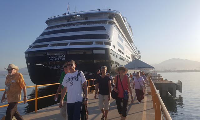 Puerto de Manzanillo inaugurará temporada de cruceros 2018-2019